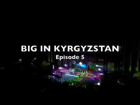 Leo Rojas - Big in Kyrgyzstan EP 5 (German - Engl. Subtitle)