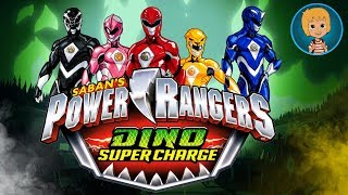 POWER RANGERS Dino CHARGE Unleash The POWER 5 GERTIT