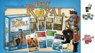 Port Royal - Devir — Videoreseña