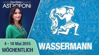 Monatliches Horoskop zum Sternzeichen Wassermann 4-10 Mai 2015