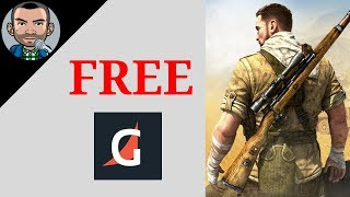 ✅ FREE Game - Sniper Elite 3 (GAMESESSIONS)