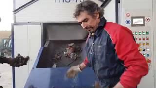 Molino Orizzontale THS-75 TcRecycling