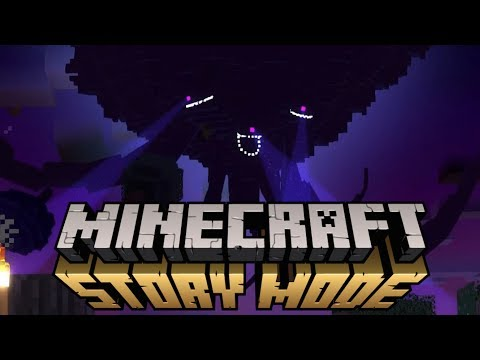 All Wither Storm Moments - Minecraft: Story Mode