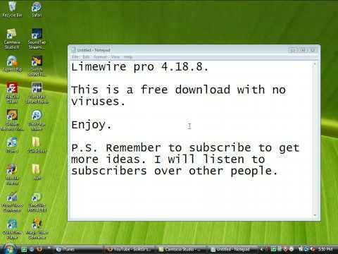 limewire pro 4.18.8 gratuit