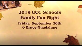 2019 Family Fun Night