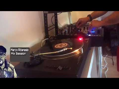 Marco Attanasio Mix Session Episode 8 Played by Adam Beyer,Pig&Dan,Boxia and many more