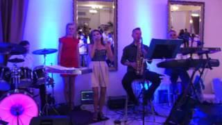 Blue MOON Zespół muzyczny na wesele I will survive cover
