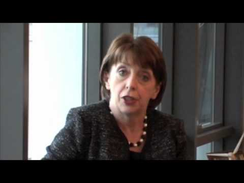 Minister Roisin Shortall speaking about her first year in office