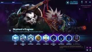 Skyshock Presenta: Mi opinión sobre Heroes of the Storm (Alpha)