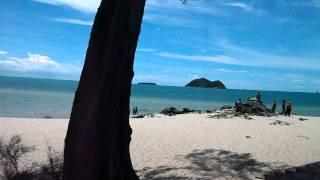 Songkhla Beach with mermaid gold 10 june 2013