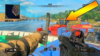 1 in a million COMBAT AXE... Blackout BEST MOMENTS, FUNNY FAILS and SNIPER PLAYS #29