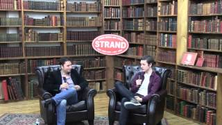 Luke Pearson & George O'Connor discuss Hildafolk