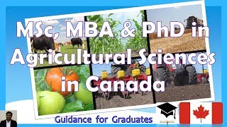 This video presents the overview of graduate programs (MSc, MBA and...