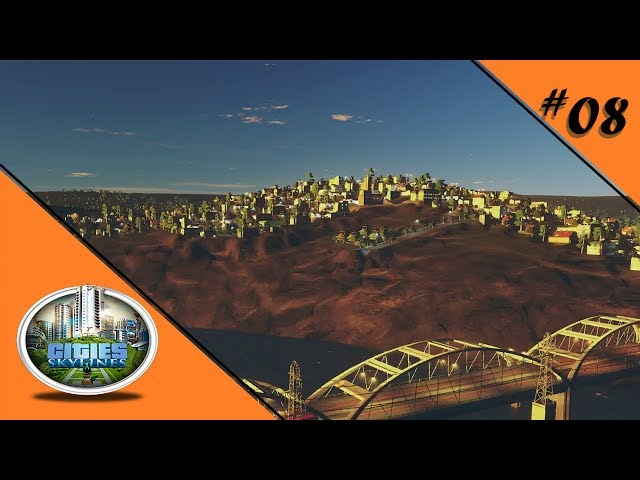 BÜROGEBÄUDE UND ASSIVIERTEL 🏡 Let's Play Cities: Skylines #08