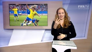 Matchday 12 - France 2019 - International Sign Language for the deaf and hard of hearing