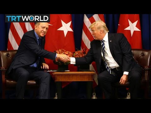 Trump's First Year: YPG and Gulen issues test Turkey-US ties