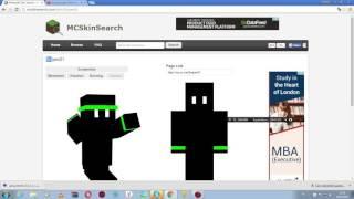 Programsız Minecraftta Skin nasıl yapılır !