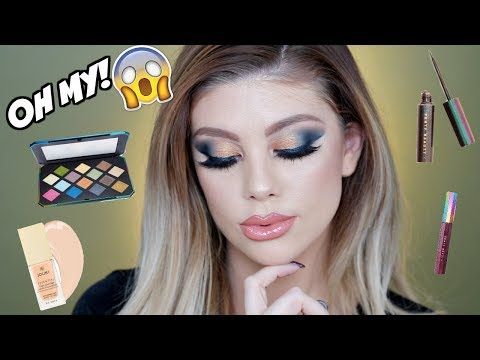 FENTY BEAUTY GALAXY, JOUER FOUNDATION & MORE!| FIRST IMPRESSIONS | Madison Miller