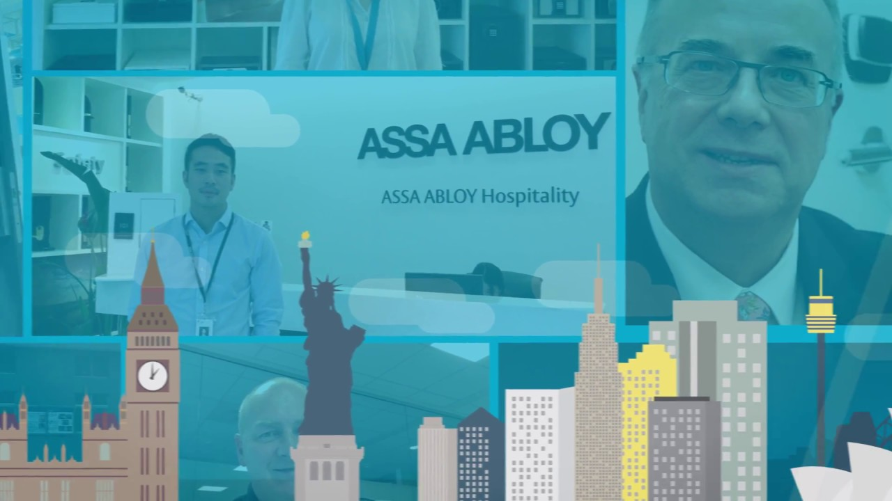 assa abloy hospitality 39 s culture of evolution youtube. Black Bedroom Furniture Sets. Home Design Ideas