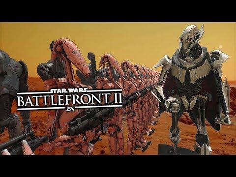 PREQUEL MEMES - Star Wars Battlefront 2 Funny Moments #24