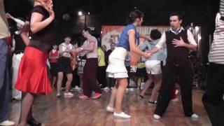 танец победителей Кубка ТанцКлассса по буги-вуги 2011