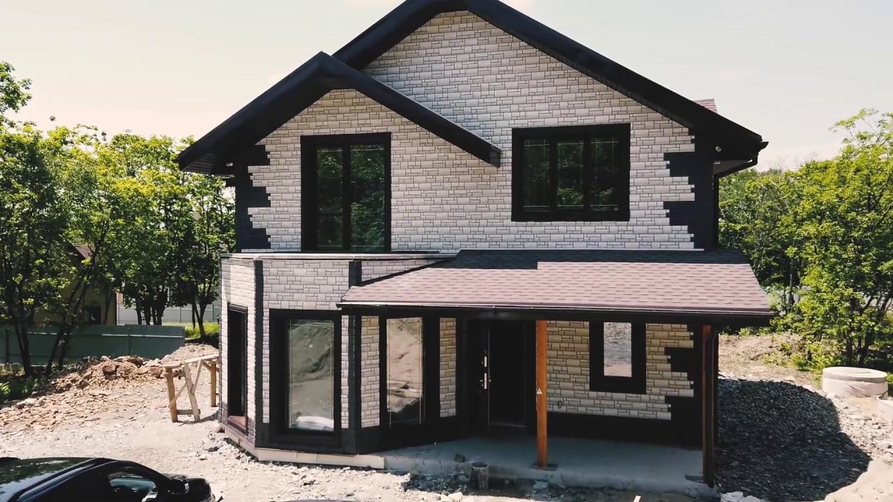 Фасад дома | Строительство и ремонт домов | Приморская Индустрия Строительства