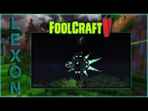 FoolCraft #39 - Infinity Armor - dokončení Avaritia questů (LS 2017-12-29)