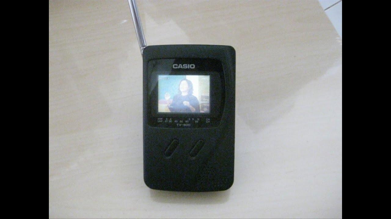 Casio Tv 600