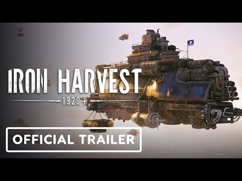 Iron Harvest: Operation Eagle - Official Story Trailer