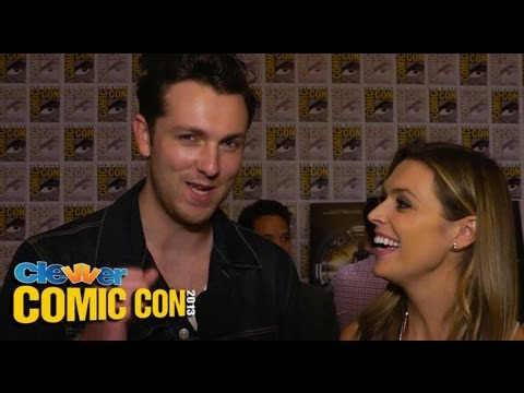 Christian Madsen Talks Divergent Pit at 2013 ComicCon