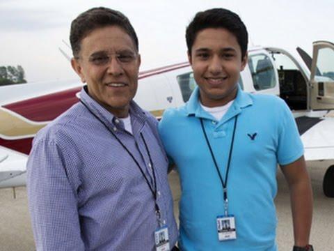 Tragedy strikes American teen flying around the globe