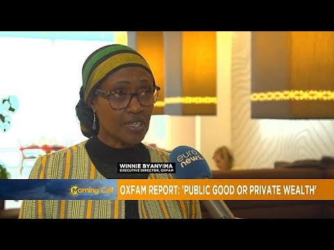 """Oxfam report: """"Public Good or Private Wealth"""""""