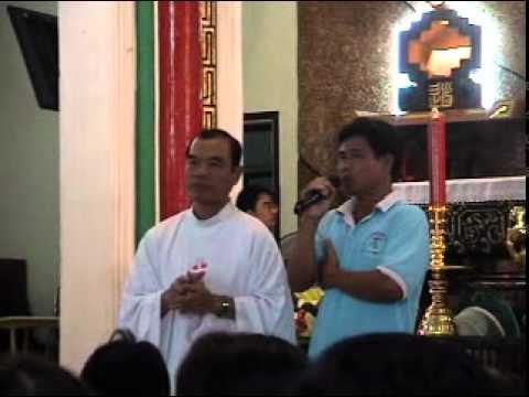 Viideo 3 bai giang kinh long thuong xot Chua tai Gx Fhanxico Xavie 04 03 2011