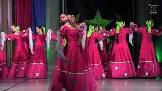 «ВЕСЕННИЙ ХОРОВОД» - танцевальная группа ансамбля «Северные Узоры»
