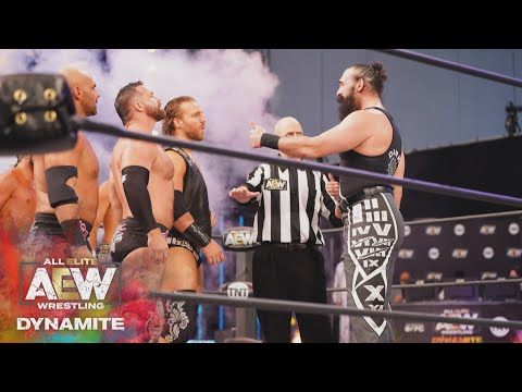 The Conclusion to the Opening 12 Man Tag Team Match | AEW Dynamite, 8/5/20