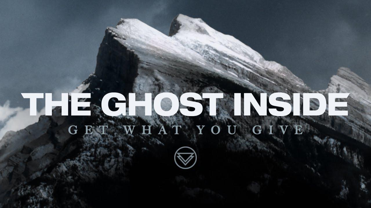 "The Ghost Inside - ""Dark Horse"""