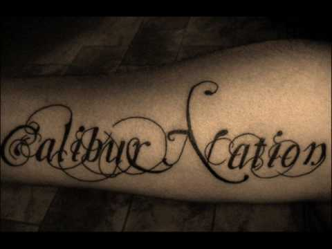 CALIBUR NATION Nasn feat Ikon