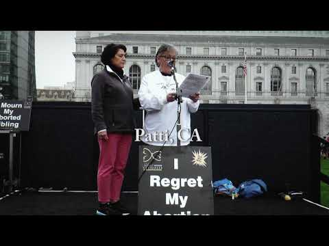 Patti's 2020 Walk for Life Testimony