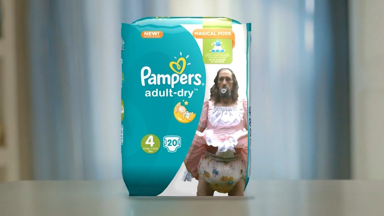 Pampers Adult 85