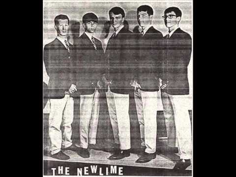 The New Lime - She Kissed Me (With Her Eyes)