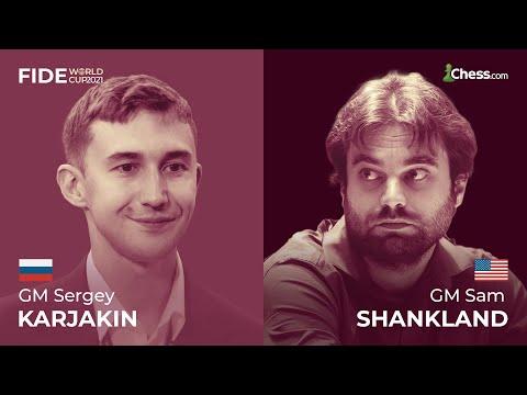 Karjakin vs Shankland,