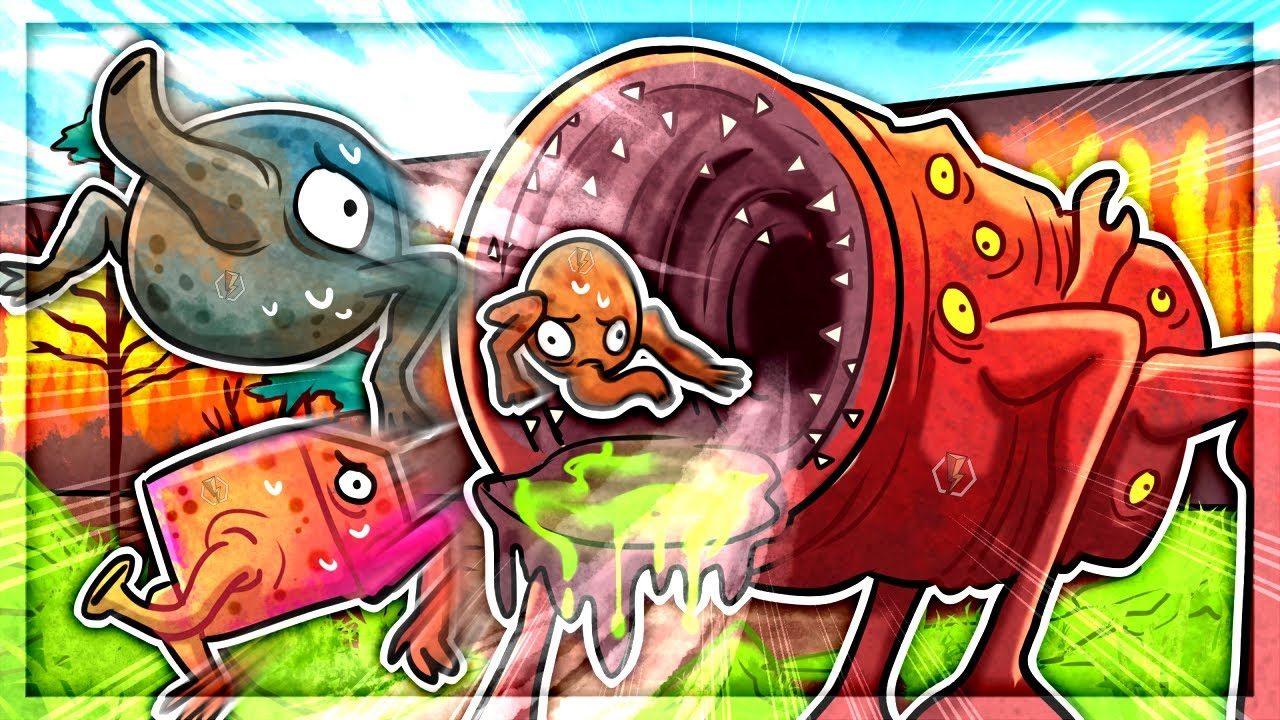 The WORLD EATING Creature Is TERRIFYING in The Eternal Cylinder