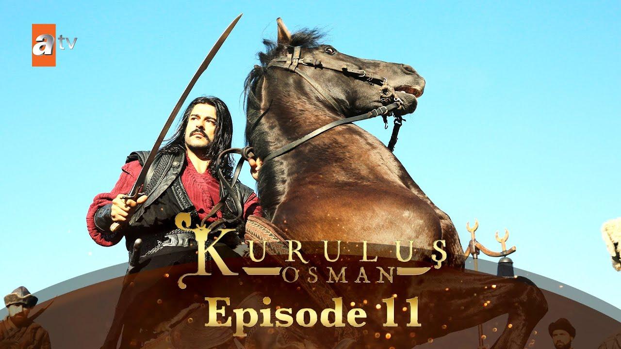 Download Kurulus Osman Urdu | Season 1 - Episode 11