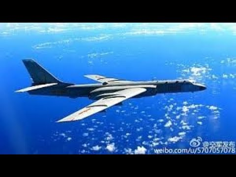 China may invade Taiwan while no-ones looking.