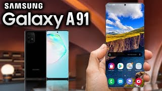 SAMSUNG GALAXY A91 - Here It Is!