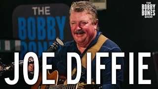 Friday Morning Conversation With Joe Diffie And His Wife