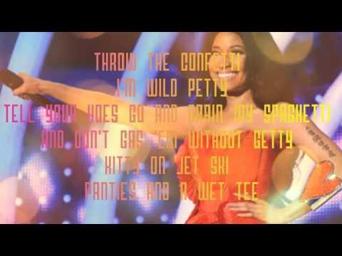Nicki Minaj - Like A Star Verse -