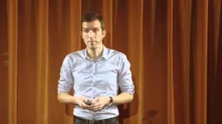 L'humain au centre des problématiques | Geoffrey Dorne | TEDxPanthéonSorbonne