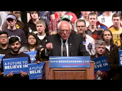 Caucus for Bernie in Wyoming