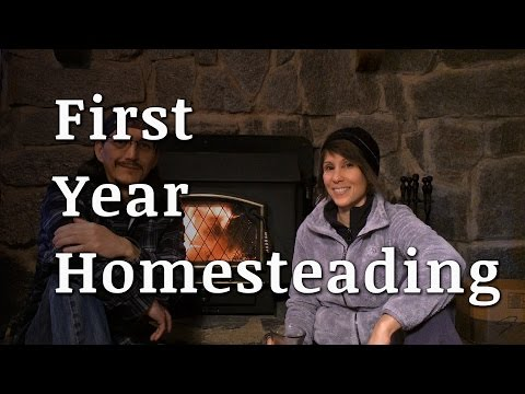 Our First Year Homesteading
